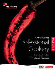 S/NVQ Level 2 Professional Cookery-ExLibrary