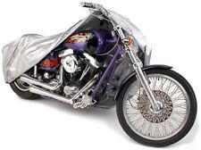 Housse de protection pour moto taille L PVC doublée 228 x 99 x 124 cm