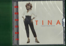 TINA TURNER - BREAK EVERY RULE  CD NUOVO SIGILLATO