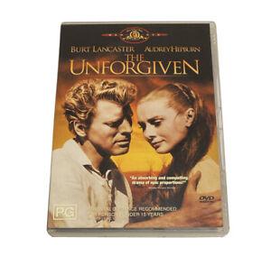 The Unforgiven (DVD, 2004) Region 4