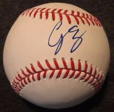 COREY SEAGER SIGNATURE DEBUT OML AUTO BASEBALL JSA COA  LOS ANGELES DODGERS ROY