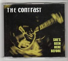 (HC178) The Contrast, She's Been Here Before - 2000 CD