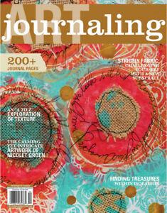Art Journaling from Stampington Winter 2021