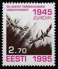 Estland postfris 1995 MNH 254 - Europa / Vrede en Vrijheid