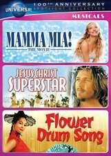 Universal Musicals Spotlight Collection (Mamma Mia! / Jesus Christ NEW DVD