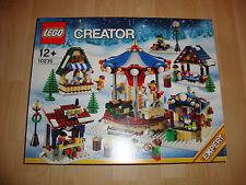 Lego 10235 Winter Village Market - NEW