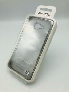 Samsung Galaxy A5 (2016) Clear Cover Schutzhülle EF-QA510CS Silber Transparent