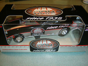 Action NHRA MAC TOOLS Since 1938 FUNNY CAR MAC DADDY 1/24 Diecast NEW IN PKG