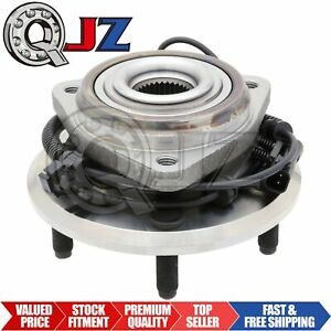 [FRONT(Qty.1)] Wheel Hub Unit For 2007-2016 Jeep Wrangler Willy Wheeler w/5-Lugs
