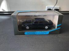 Minichamps Audi V8 Quattro 1/43 - Street Blue Indigo Metalic