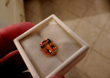 """Sweet 3.35ct Ural Mountain, Russian Citrine.""""SUPERIOR QUALITY"""" Cut by me :)"""