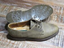 Cole Haan Shoes Mens 8.5 Brown Lace Up Casual Dress Oxfords Amazonas USA