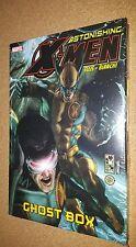 ASTONISHING X-MEN GHOST BOX Hard Cover Graphic Novel *NEW* Marvel Comics