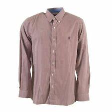 Camicie casual e maglie da uomo Lauren Ralph Lauren a lunghezza della manica manica lunga