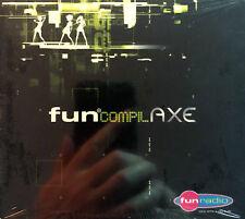 Compilation CD Fun Compil Axe - Fun Radio - Promo - France (M/M)