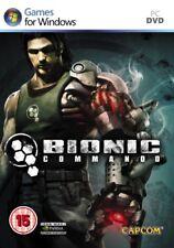 Bionic Commando - PC DVD - New & Sealed
