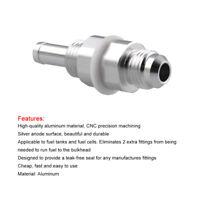 """Barb Raccord Adaptateur 5//16 /"""" Bosch 044 910 fuel pump outlet M12x1.5 à 8mm"""
