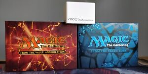 MTG From The Vault Annihilation + Lore Factory Sealed