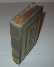 Confessions of Jean-Jacques Rousseau Easton Press Leather Collector's  ed. 1980
