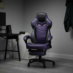 Fortnite RAVEN-Xi Gaming Chair RESPAWN by OFM Reclining Ergonomic Chair with ...