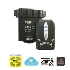 Detector de Radares Internacional de Instalación Kaza TWIN LIVE MTR