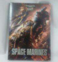 Space Marines Codex Hard Cover Warhammer 40k Games Workshop New