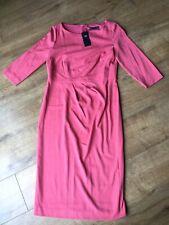 BNWT M&S Ladies Pink Dress  -  Size UK 12 Regular - RRP £39.50