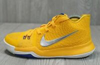 57 Rare Nike Kyrie 3 Mac & Cheese Youth Basketball Shoes Size 6Y 859466 791