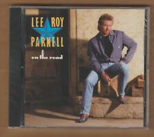 """LEE ROY PARNELL cd """"On The Road"""" 1993 Arista NEW Sealed First Press 078221873925"""