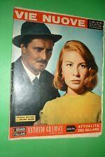 Voies Neuf 1958 Pietro Germes Franca Bettoja; Né + Soraya + Antonio Gramsci +