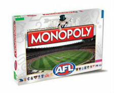 Sports Monopoly Board & Traditional Games
