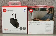 Motorola True Comfort Bluetooth Headset