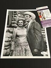 Roy Rogers Dale Evans Signed Photo JSA COA 8x10 Hand Signed Autograph