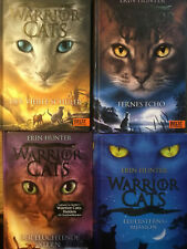Warrior Cats [4 Bände]Hardcover gebunden Staffel IV Band 1 2 V Feuersterns Missi