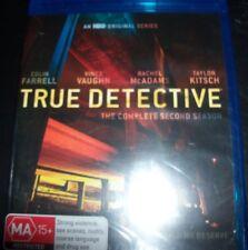 True Detective The Complete Second Season 2 HBO (Australia Region B) Bluray NEW