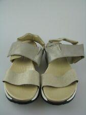 Daniel Hechter HJ7982-1 Damen Sandale in taupe Leder Gr.37