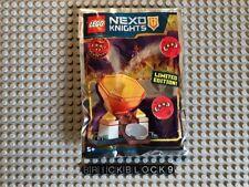 NEW LEGO Polybag / Foil Pack 271607 NEXO KNIGHTS Firecracker Catapult