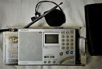 Sony ICF-SW7600GR AM/FM Shortwave World Band Receiver SSB Radio