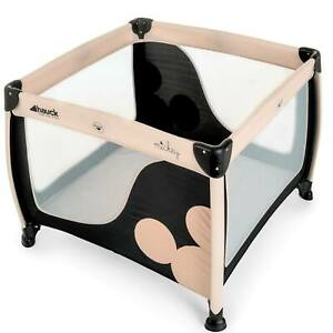 DISNEY MICKY MOUSE PLAYPEN 90CM SQUARE BRAND NEW BOXED £54.99