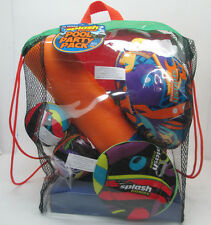 New The Original Splash Bombs 7 Piece Pool Party Pack 8070W7
