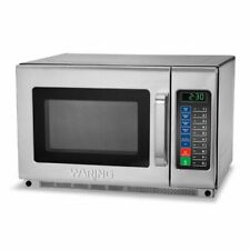 12 Cubic Foot Microwave Oven 208230v Waring Commercial Wmo120