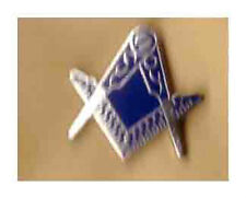 compass and square freemason cut out lapel badge masonic the craft masonry no G