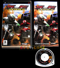 MX VS ATV UNTAMED Psp Versione Italiana 1ª Edizione •••• COMPLETO