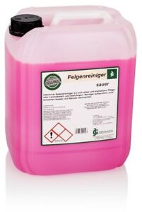 Felgenreiniger sauer Konzentrat PROFI 10 Liter