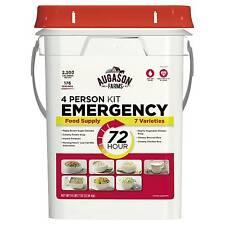 Augason Farms 72-Hour 4-Person Emergency Food Supply - 14lb Pail