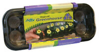 Jiffy J312 Greenhouse 12 Peat Pellet