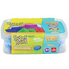Super Sand-Recharge sable bleu