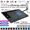 10*6'' Ips Hd Graphics Drawing Digital Tablet  Display Point Pen Display 233