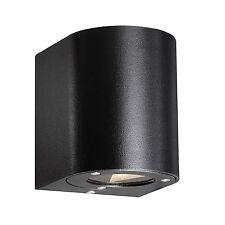 LED Außenwandleuchte Canto 2x3W/190 Lumen schwarz,IP44