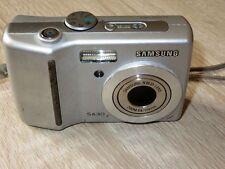 Samsung S630 6.0MP - Digital Fotocamera - Argentato